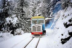 Heritage Rail Shimla
