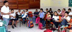 Política y Sociedad: Cozumel / Programas preventivos a estudiantes