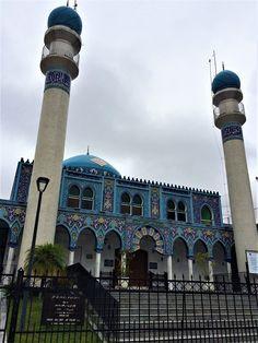 Mesquita Imam Ali ibn Abi Talib, no setor histórico de Curitiba