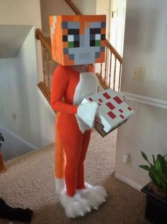 stampy cat costume - Google Search