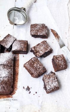 ... old fashion brOwnies ...