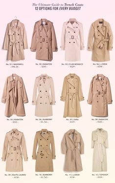 Trench Coat Outfit For Spring trench trenchcoat womanfashion fashionactivation fashiontrends 157414949463523647 Trench Coat Outfit, Burberry Trench Coat, Trench Coat Women, Classic Trench Coat, Beige Trench Coat, Burberry Dress, Trench Coat Style, Clothes For Women In 20's, Coats For Women