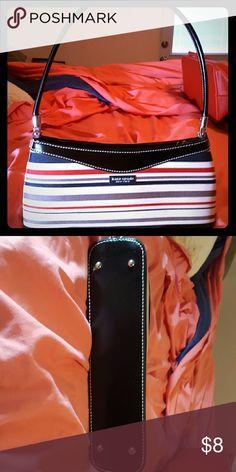 Cute striped purse Cute striped purse Bags Clutches & Wristlets
