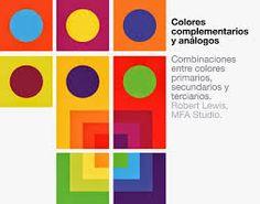 Resultado de imagen para teoría del color