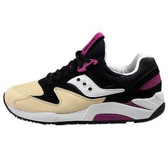 Saucony Grid 9000 Mens S70077-43 Peanut Butter & Jelly Running Shoes Size 10.5