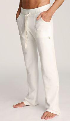 Yoga eco pants for men.