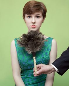 olivia locher documents america's most bizarre laws (in maine it's unlawful to tickle women under the chin with a feather duster)