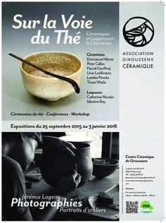 Les expositions - Centre céramique de Giroussens : un lieu unique en Midi-Pyrénées dédié à la céramique et à la poterie contemporaines, aux céramistes, potiers artisans créateurs