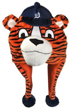 MLB Forever Collectibles Detroit Tigers 2012 Mascot Short Thematic Hat