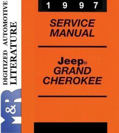 22 best jeep grand cherokee service manuals images on pinterest
