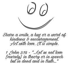♥1 John 3:18♥ #faith #faithgirl #optimism #happiness #words #smile #kind #grateful #quotestoliveby #quote #quoteoftheday #inspirationalquotes #inspirationalquote  #wordsofwisdom #faithingod #wordofgod #godlovesyou  #biblegirlscripture #scripture