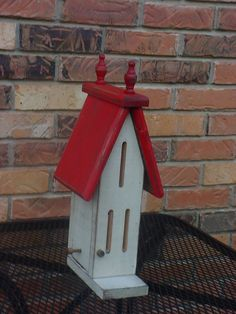 Hand Crafted Butterfly House