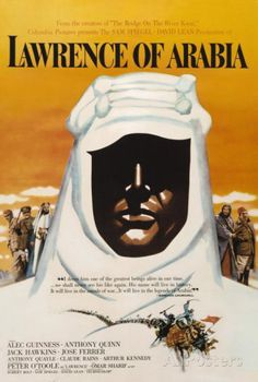 Lawrence of Arabia Posters - at AllPosters.com.au