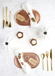 10 Simple Thanksgiving DIYs