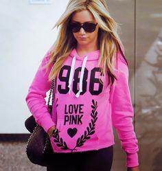 love pink sweatshirt