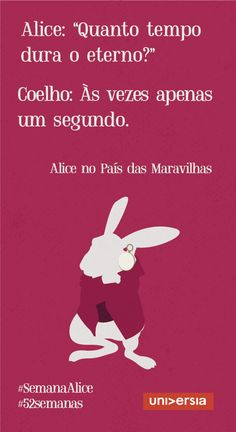 Veja 6 frases da obra de Lewis Carrol que fazem parte do projeto #52semanas More Than Words, Some Words, 4 Panel Life, Frases Humor, Lewis Carroll, Alice In Wonderland, Sentences, Favorite Quotes, Quotations