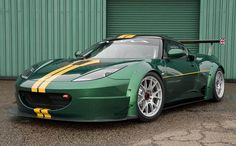 Lotus rolls out new competition-spec Evora GTC