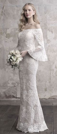 Madison James Wedding Dresses - wedding gown #weddingdress #weddinggown #bride #bridalgown