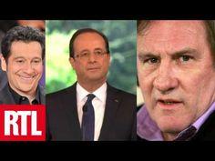 Politique France Laurent Gerra L'entretien téléphonique entre Gérard Depardieu et François Hollande - http://pouvoirpolitique.com/laurent-gerra-lentretien-telephonique-entre-gerard-depardieu-et-francois-hollande/