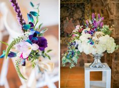 Intimate Orchid Wedding | SouthBound Bride | http://www.southboundbride.com/intimate-orchid-inspired-dullstroom-wedding-by-jack-and-jane-cindy-carsten | Credit: Jack & Jane Photography