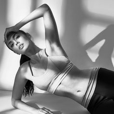 Megan Young for BENCH/ Active  #BENCHEveryday benchtm.com Megan Young, Bikinis, Swimwear, Bench, Crop Tops, Workout, Instagram, Women, Fashion