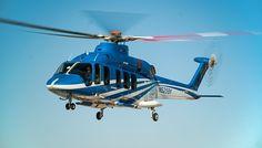 Entusiastas por helicóptero com uma propensão para o fino e o luxo, vão poder se deliciar com os mag