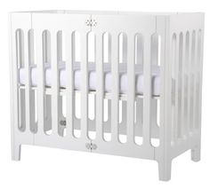 Bloom Alma Urban Crib Frame Coconut White - http://www.furniturendecor.com/bloom-alma-urban-crib-frame-coconut-white/ - Related searches: Baby Products, Cribs, Cribs and Nursery Beds, Furniture, Nursery, Nursery Furniture