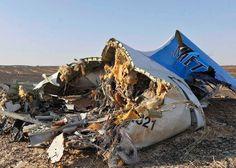Flugzeugabsturz, Ägypten, Metrojet, Airbus, A-321
