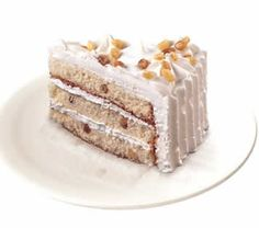 Sara Lee Walnut Whipped Cream Layer Cake!  One of my all-time favorites since I was a little girl!