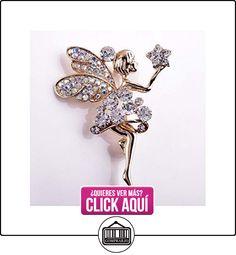 Secreto del invierno Alcance para Star lovely ángulo niña broche con cristales brillantes accesorio de moda  ✿ Joyas para niñas - Regalos ✿ ▬► Ver oferta: http://comprar.io/goto/B019LJF5SM