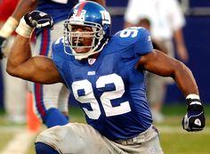 Michael Strahan, New York Giants