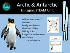 Tackle the most extreme places on Earth. How do animals and plants cope with such extreme cold conditions that are found there? Why is it so cold? Teaching Materials, Teaching Resources, Writing Plan, Steam Activities, Primary Classroom, Project Based Learning, Creative Thinking, Graphic Organizers, Tes