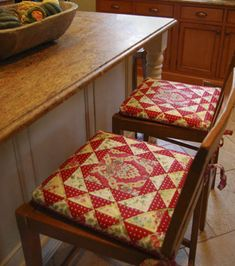 Savannah Chair Seat Cushion