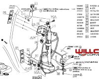 engine diagram along with craftsman lt2000 riding mower