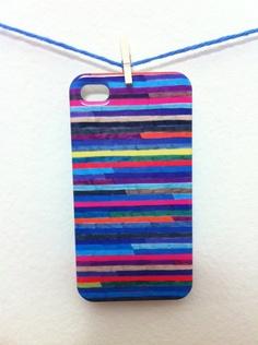 iPhone 5 Case - stripes