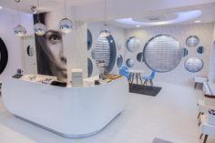 Sole Optika by Csiszér Design, Körmend – Hungary » Retail Design Blog