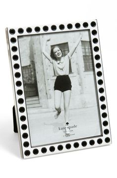 Fun photo frame | Kate Spade