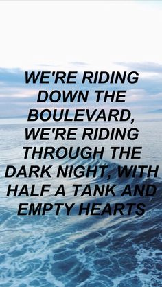 Ocean Drive -Duke Dumont This song is everything && https://www.youtube.com/watch?v=KDxJlW6cxRk