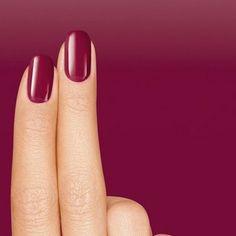 Wishlistpolish.com : Présentation du vernis à ongle Rouge obscur 12 Bourjois 1 seconde. Vernis rouge violine à ajouter à votre Wishlistpolish