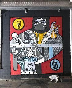 """Artist: @mokek_cds for @urbanarthall 📷by: "" Berlin, Germany  Orginal Post: @urbanart4you  New Graffiti & Street Art Updated Everyday! 👌 TAG 👉 #Graffiti.Daily.LA / @Graffiti.Daily.LA TO BE FEATURED!  .. . . . .  #mural #graffitiporn #dsb_graff #graffitisketch Best Graffiti, Berlin Germany, Urban Art, Murals, Street Art, Play, Painting, Color, Pintura"