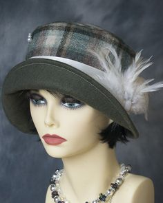 1920s INSPIRED  DOWNTON ABBEY  CLOCHE/FLAPPER  HAT GREAT GATSBY