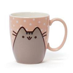 Pusheen the Cat 12 oz. Mug - Gund - Pusheen - Mugs at Entertainment Earth