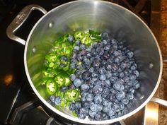 """We Ate That - Recipes - """"Big Blue"""" Blueberry jalapeño  HotSauce"""