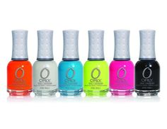 Orly Feel the Vibe Summer 2012 Collection – Information, Prices, Photos & Nail Swatches – Beauty Trends and Latest Makeup Collections Best Nail Polish, Nail Polish Colors, Nail Polishes, Manicures, Love Nails, My Nails, Neon Nails, Promise Bracelet, Pretty Nail Colors