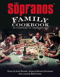 Not just your typical Italian cookbook, this volume aims to make it easy to cook ziti as good as Carmela's and satisfy your hunger and your Sopranos cravings in one go. Get behind the scenes and into the kitchen with dishes that Livia learned from her grandmother and traditional meals that Paulie Walnuts' mother raised him on. The book features ...