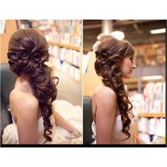 Prom hair? (:
