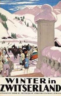 Winter in Switzerland vintage Swiss Tourist ski travel poster repro Vintage Hotels, Vintage Ski, Vintage Travel Posters, Fürstentum Liechtenstein, Swiss Travel, Tourism Poster, Ski Posters, Travel Ads, Grand Tour