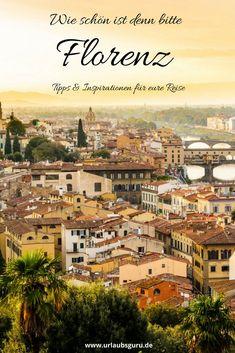Städtereisen nach Florenz sind momentan so angesagt wie nie! Bei so viel italienischer Schönheit und tollen Sehenswürdigkeiten ist das aber auch kein Wunder! Lasst euch von Florenz inspirieren und verzaubern!