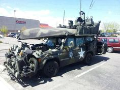 bug out vehicle: