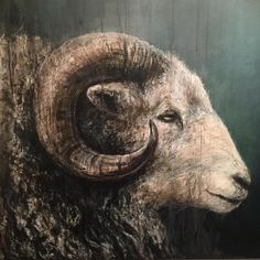 Farm Animals, Cute Animals, Goat Art, Electric Sheep, Sheep Art, Pictures To Paint, Animal Paintings, Painted Rocks, Art Drawings